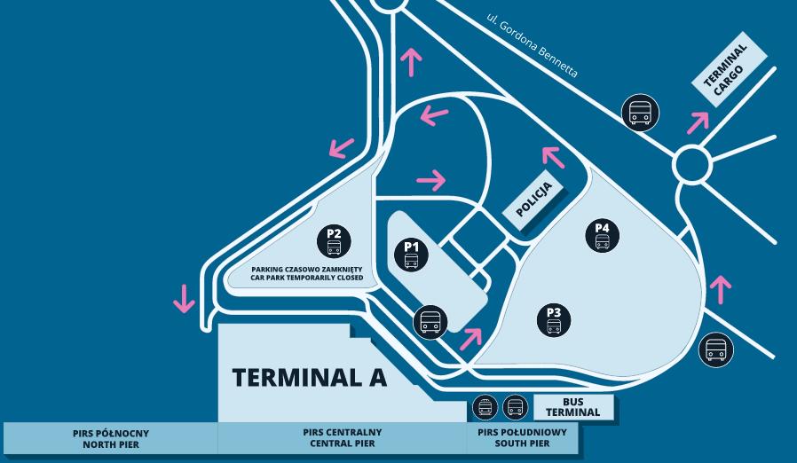 Aeroporty Varshavy i drugikh gorodov Pol'shi