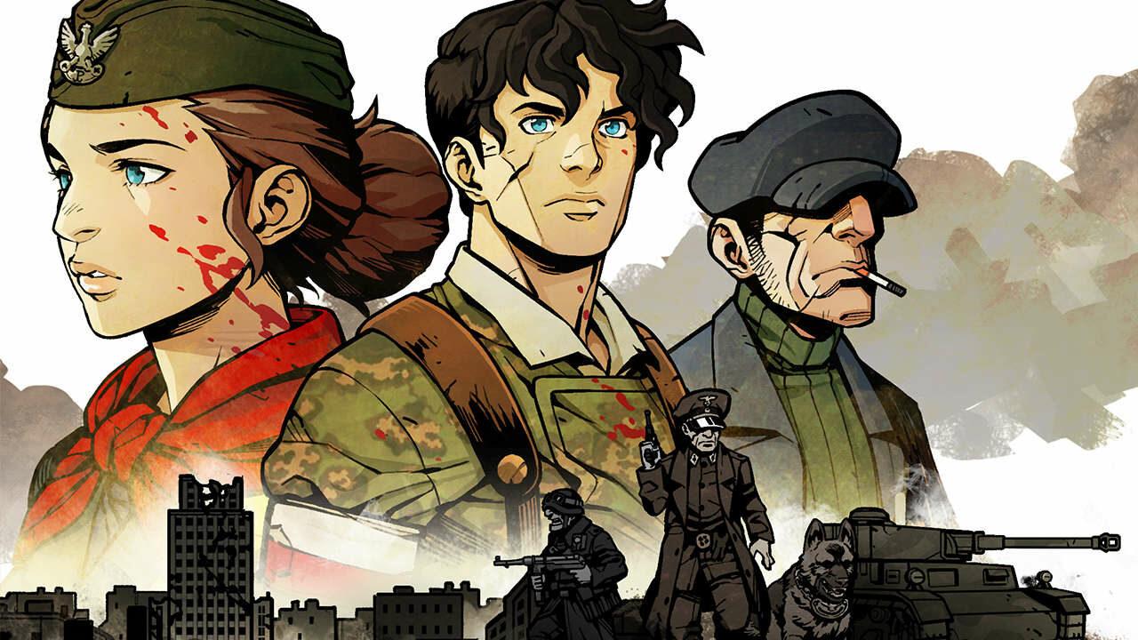 Польская компьютерная игра о Варшавском восстании