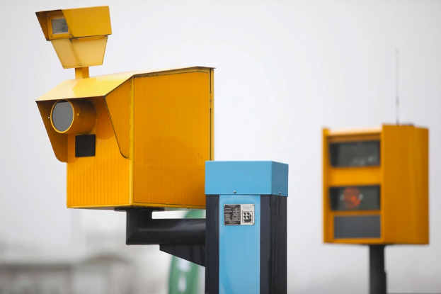Список из 26 новых камер контроля скорости в Польше