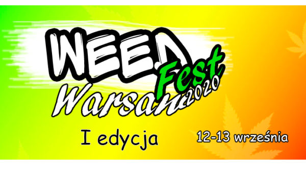 Festival' kannabisa v Varshave 2020