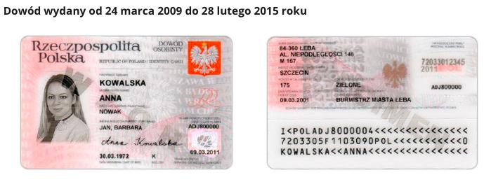 Kak vyglyadit pol'skiy pasport