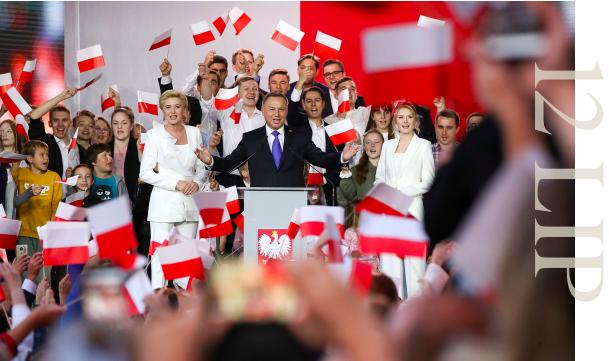 Сколько зарабатывает президент Польши?