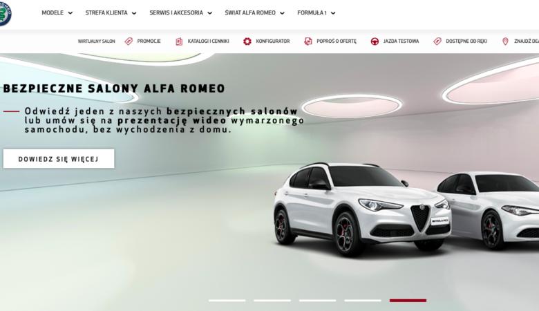 Tseny na avtomobili Alfa Romeo (Al'fa-Romeo) v Pol'she